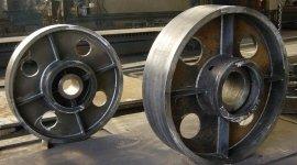 carpenterie meccaniche pesanti, piegatura, realizzazione di rimorchi