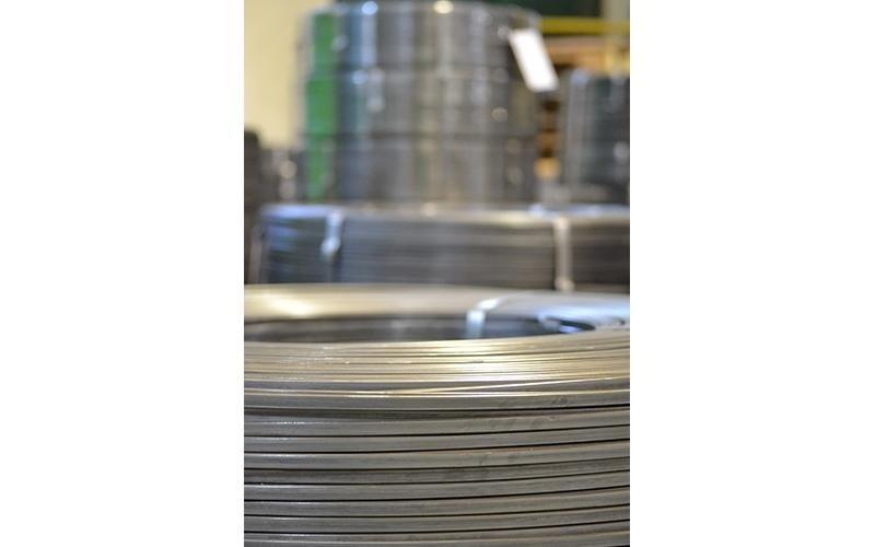 produzione filo in ferro