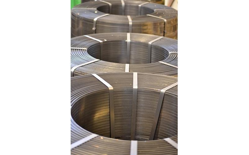 produzione filo ferro
