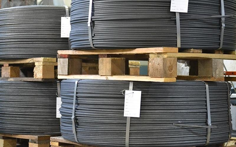 iron wire production