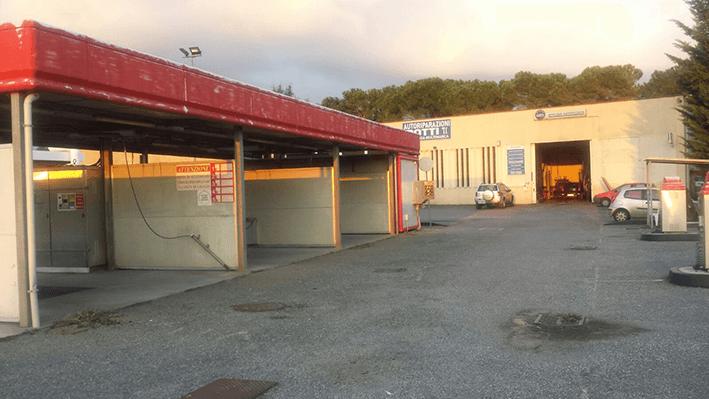 Vendita accessori autolavaggio Cagliari