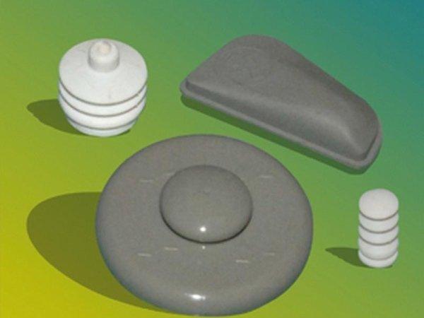 accessori medicali gomma