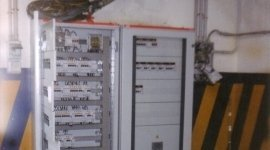 Lavori di realizzazione di impianti elettrici presso le officine Amat di Palermo