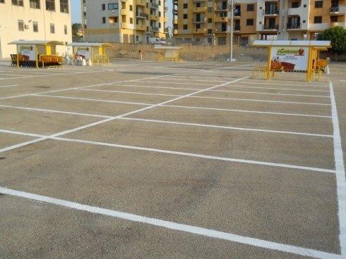 Parcheggi per auto realizzati