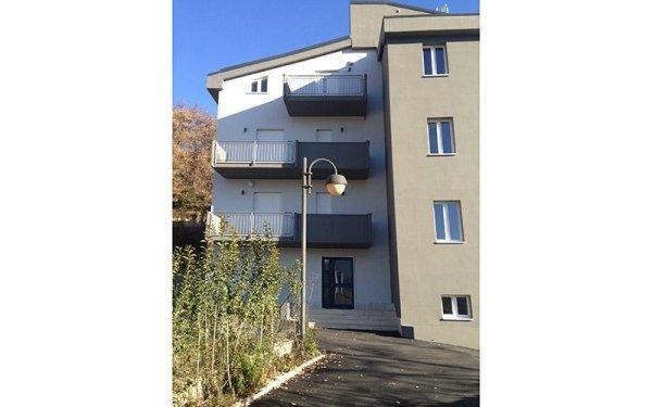 Finestre condominio in PVC