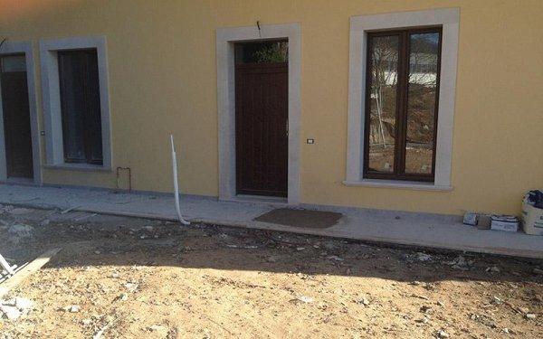 Finestre e porte per privati