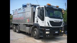 Iveco Ecostralis 450