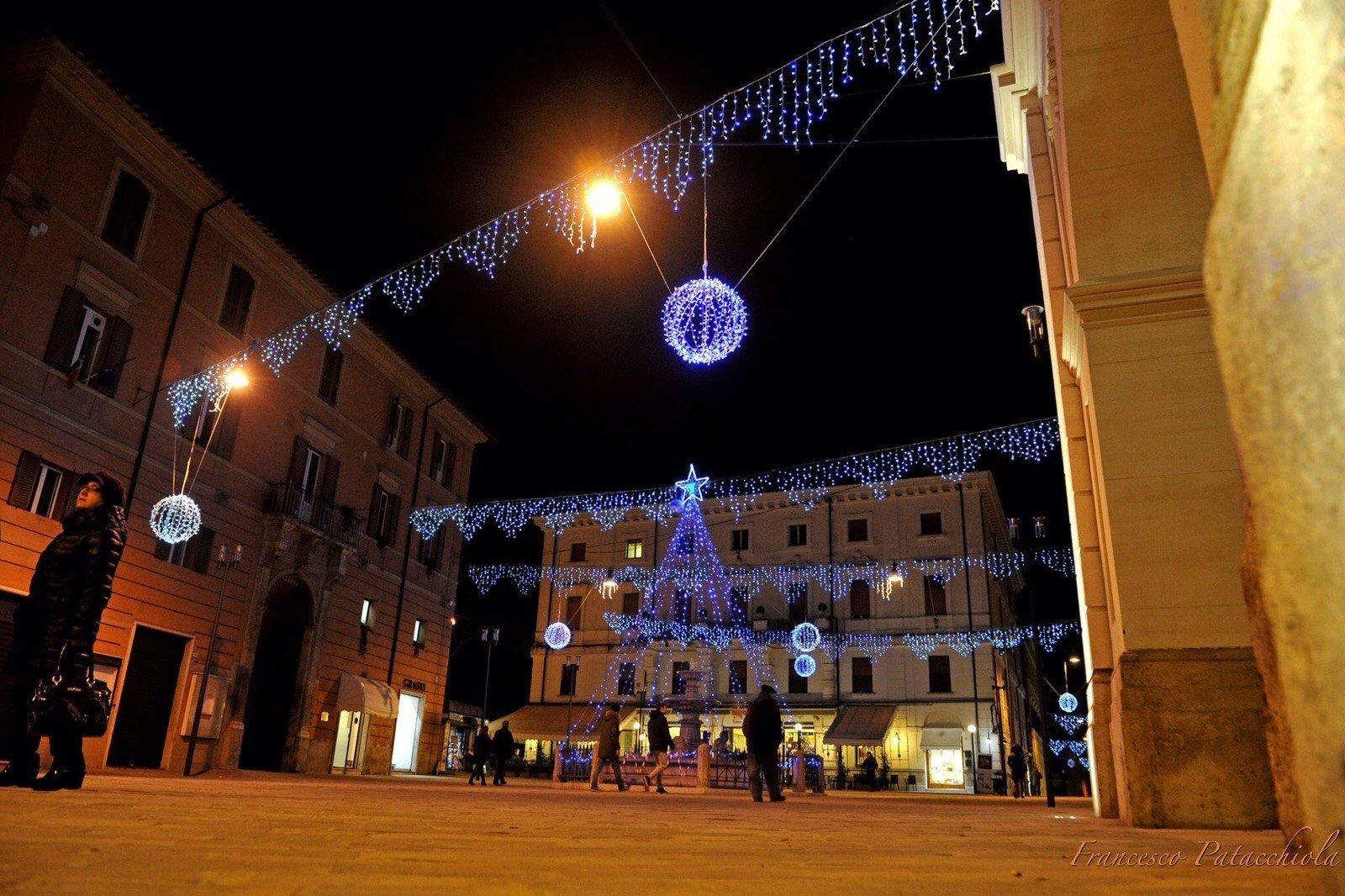 Addobbi Luminosi per Eventi, Rieti