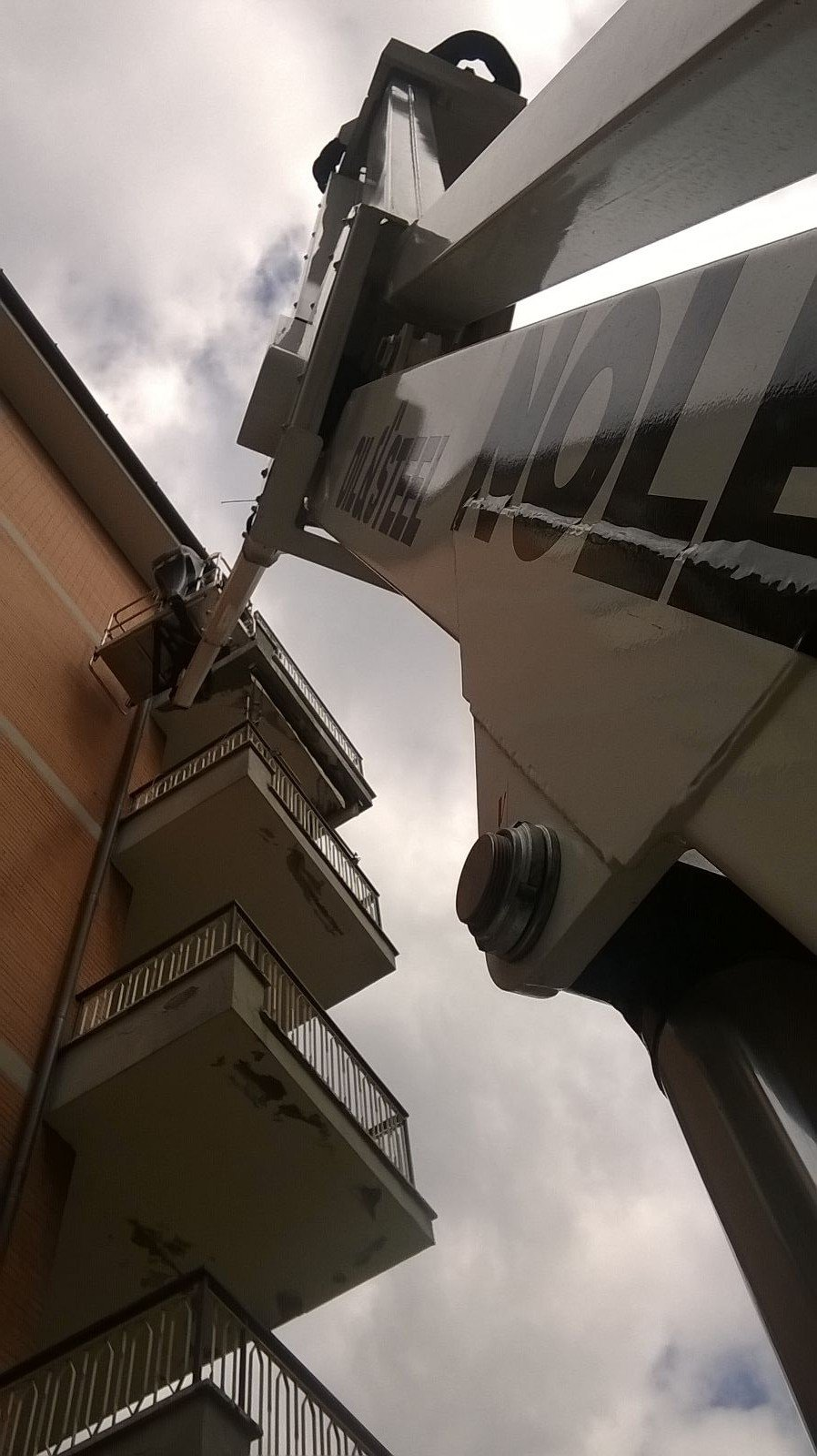 Noleggio piattaforme aeree Rieti
