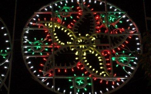 noleggio luminarie rieti, noleggio luminarie estive rieti, noleggio addobbi natalizi rieti