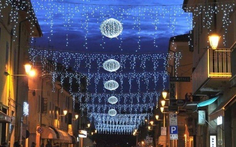 luminarie stradali