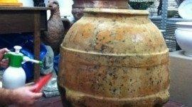 lavorazione ceramica