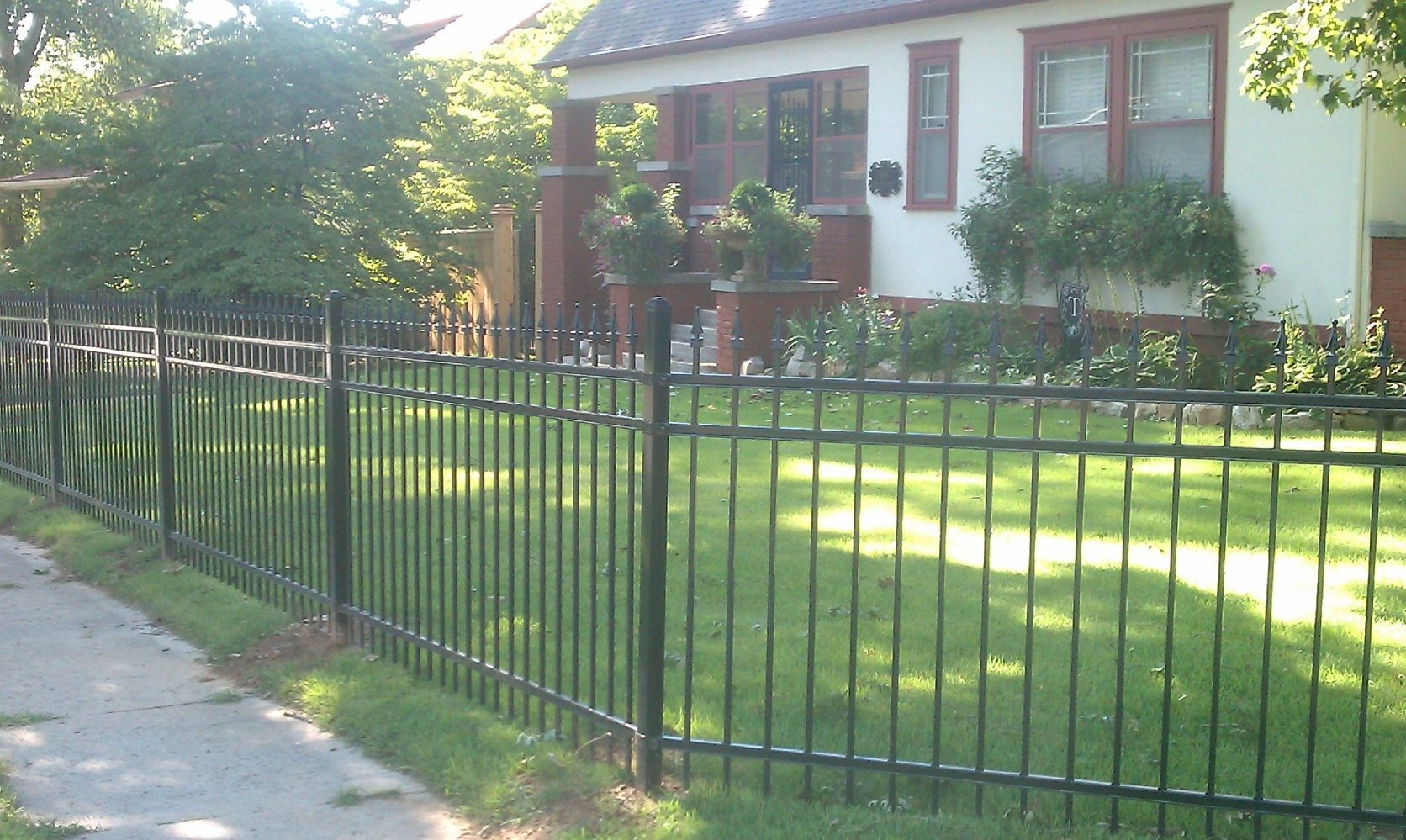 Professional fencing by our fence company in West Plains, MO