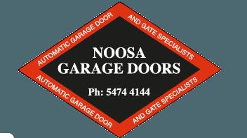 noosa garage doors logo