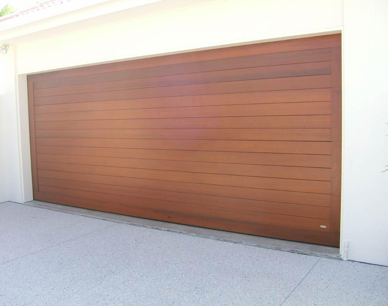 Queensland custom garage door gallery noosa garage doors for 18 x 8 garage door screen