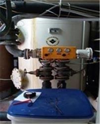 Manutenzione filtro piscina