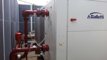 Ristrutturazione centrale idrica