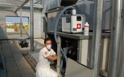 Sanificazione impianti