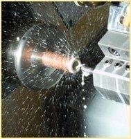 Fresatura con torni CNC