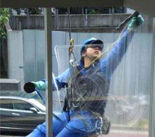 lavaggio vetri per aziende  e condomini