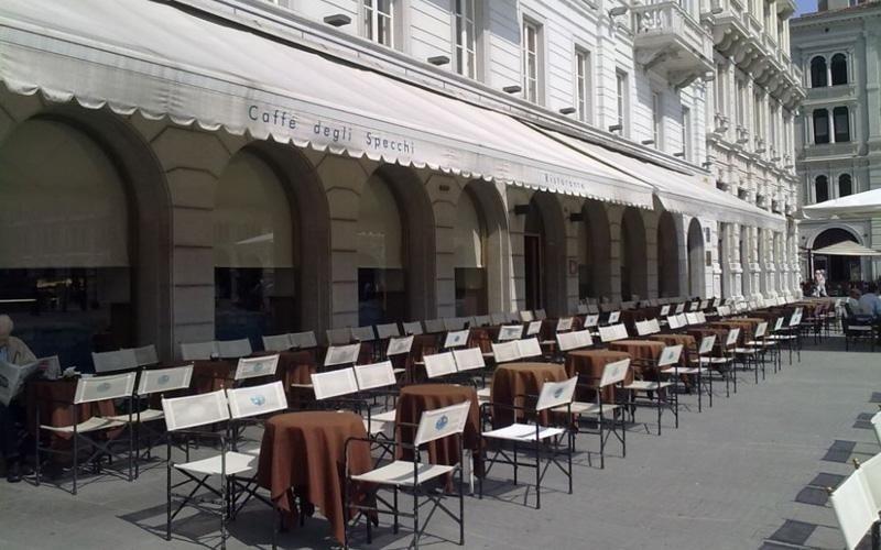 Caffè degli Specchi – Cioccolato Peratoner – Trieste