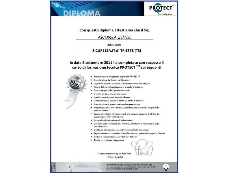 Partner Ufficiale Protect