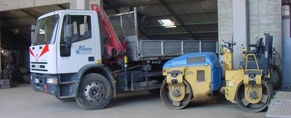 camion scavi