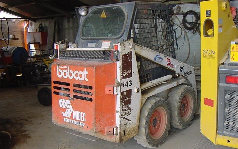 scavatrice Bobcat