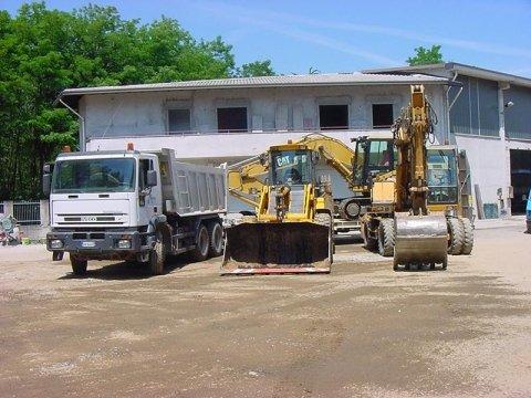 settore scavi