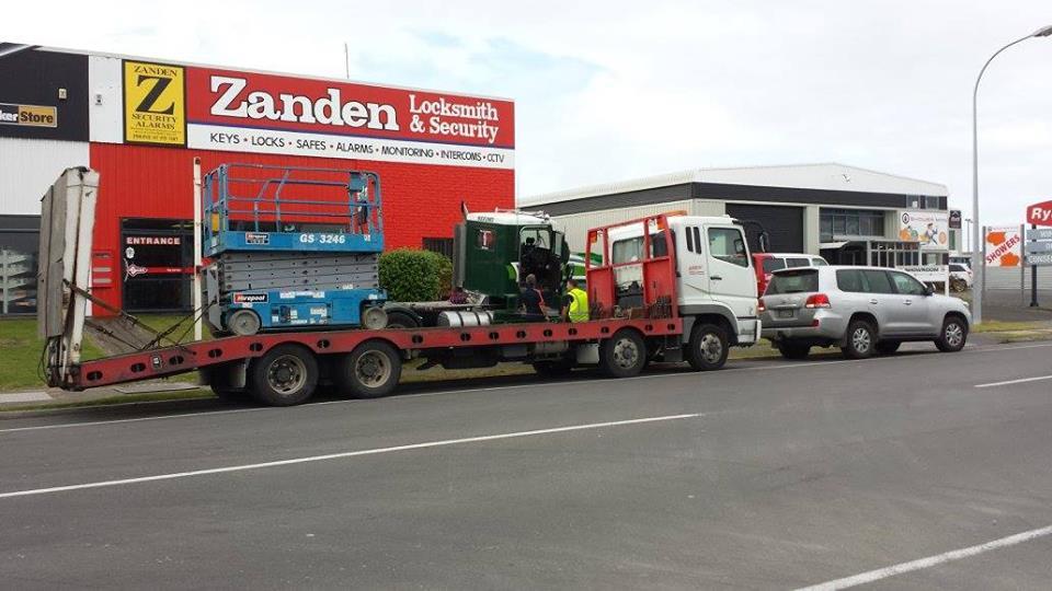 Zanden High Performance Locksmiths in the Bay of Plenty