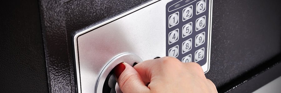 Safes and safe locks