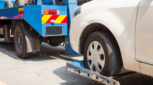Emergency towing services in Leeds, AL