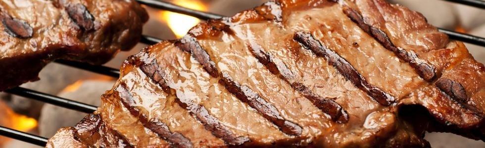 Specialità di carne alla brace, alla griglia e al forno