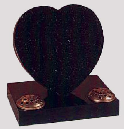 heart shaped coffin