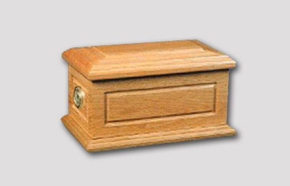 simple casket