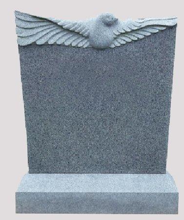 custom built headstone