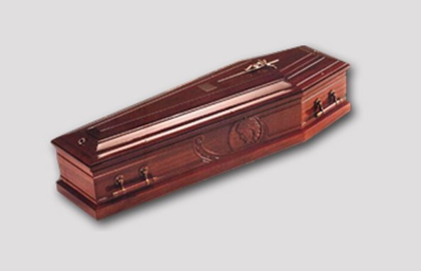tailor-made coffin