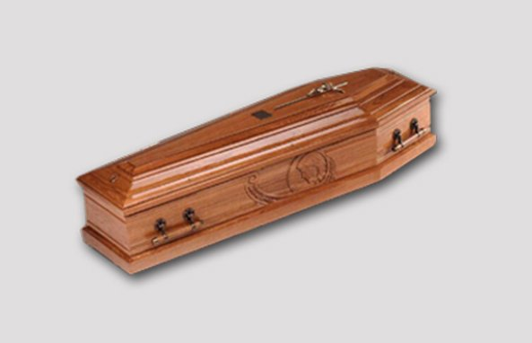 custom made coffin
