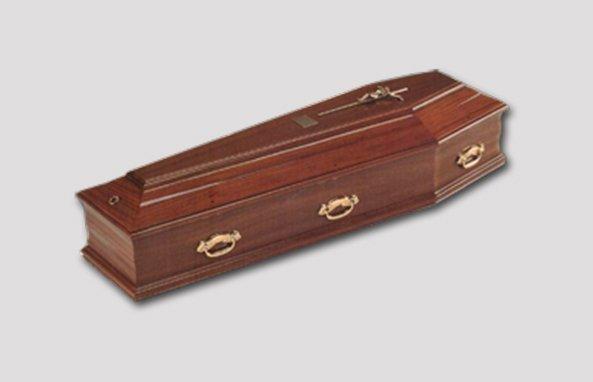 Italian coffin