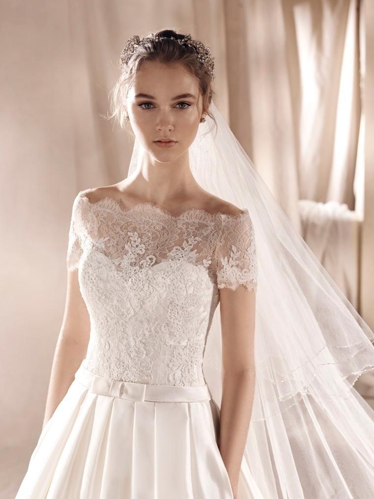 abito da sposa tasche