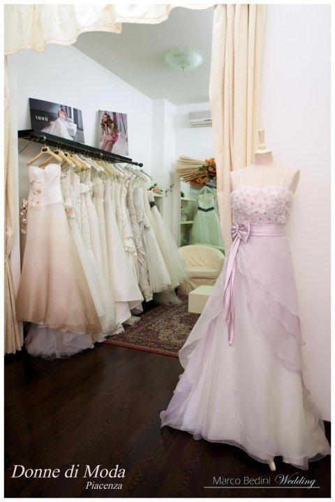 Negozio abiti sposa Piacenza