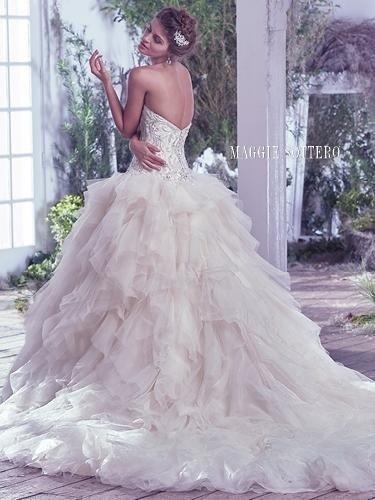 abiti sposa principessa