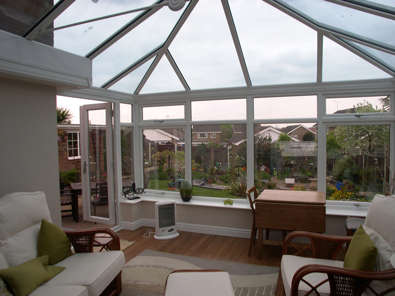 Equipped conservatory