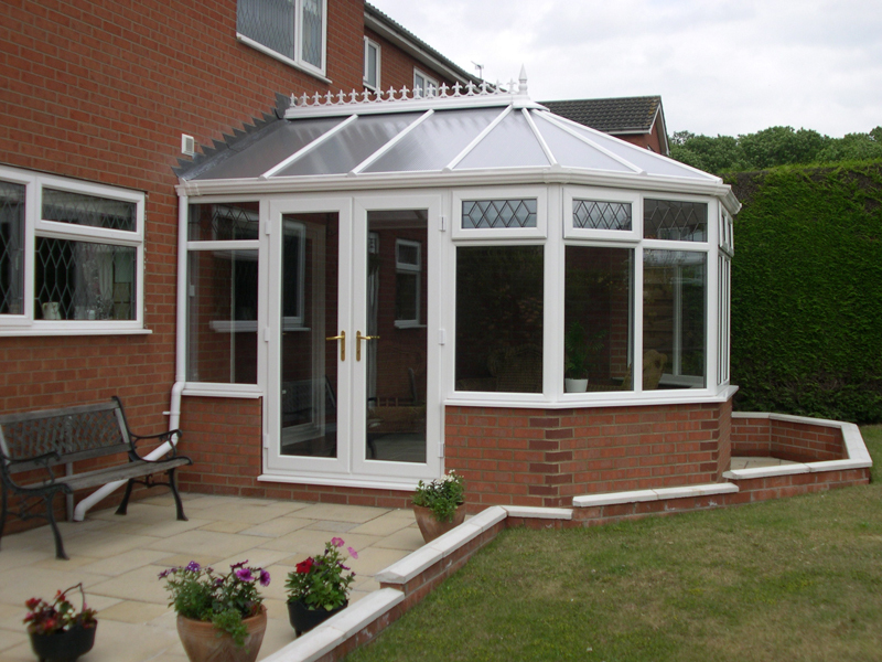 Excellent conservatory