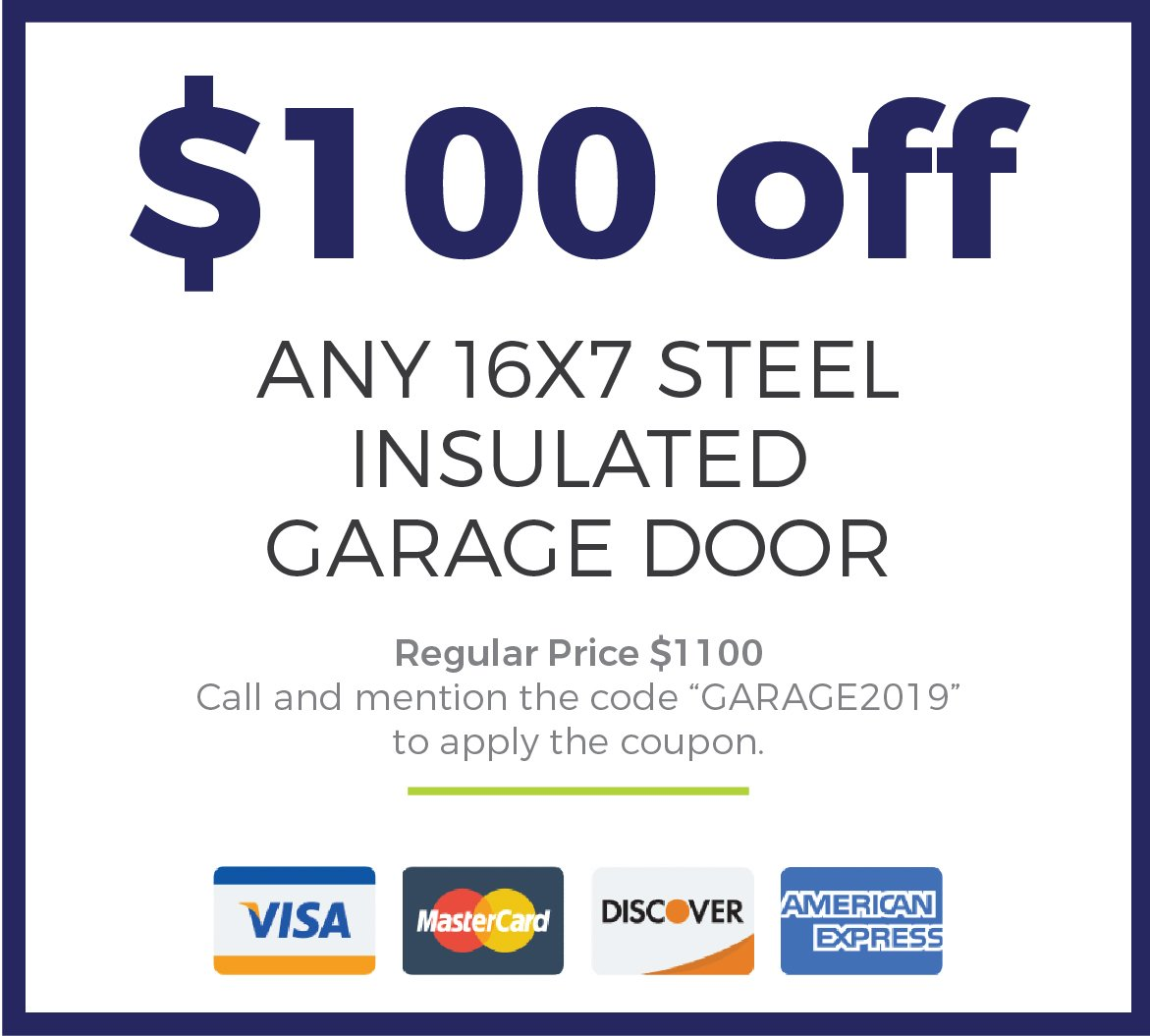 Garage Door Repair Replacement Services Chicago Suburbs