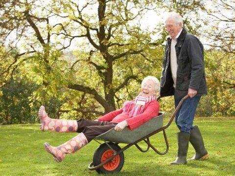 Centro di assistenza diurna per anziani