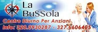 Striscione La Bussola