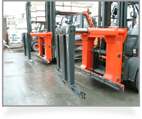 Clamp and Grab equipment
