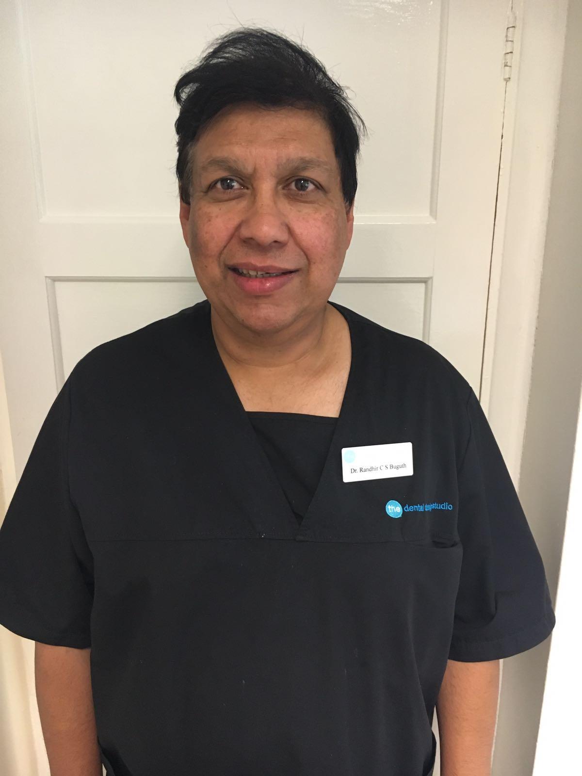 doctor randhir seewoodharry buguth