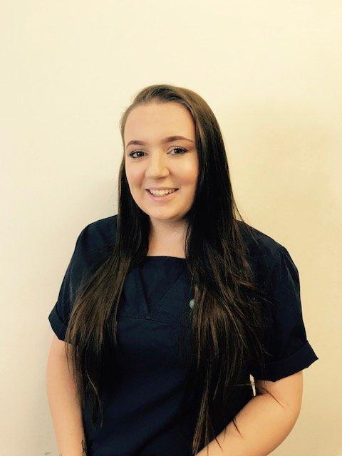 student dental nurse olivia rix